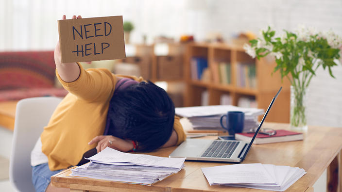 Coping with exam anxiety…